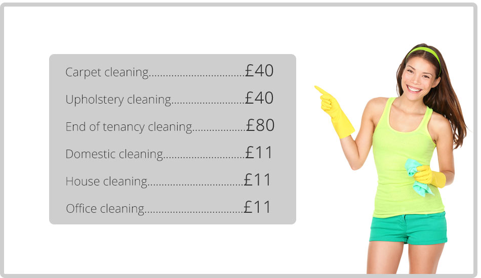 Special Deals on Tenancy Cleaning Services in Hammersmith, W6